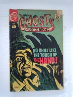 THE MANY GHOSTS OF DOCTOR GRAVES