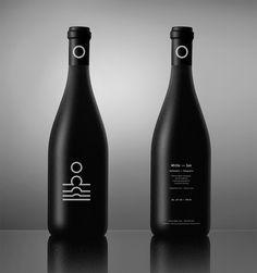 Sun Wines via @Matty Chuah Dieline