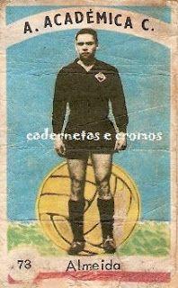 ASSOCIAÇÃO ACADÉMICA DE COIMBRA - 1963/1964