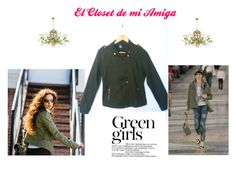 """""""Green Girls"""" by closetdemiamiga ❤ liked on Polyvore featuring Green Girls"""