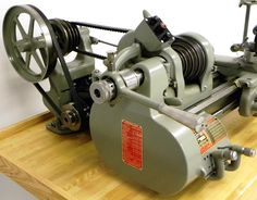 Unused 9-inch South Bend Metal Lathe For Sale, Metal Shop, Turret Lathe, South Bend Lathe, Metal Processing, Machinist Tools, Lathe Machine, Industrial Machine, Metal Working Tools