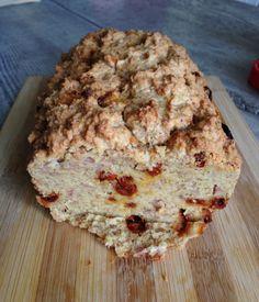 Paleo Taro and Goji Berry Bread | Pingheng