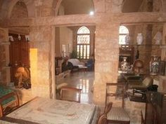 lebanese traditional house design - Jean-Louis Mangy