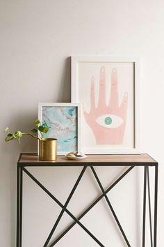 $89 Barbara Dziadosz Lucky Five Art Print