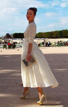 yazlik dantelli midi elbise modeli 2015