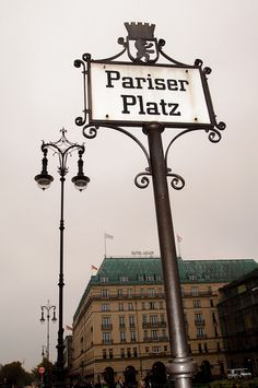 ღღ Berlin - Pariser Platz | Flickr - Photo Sharing!