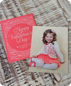 The House of Smiths - Valentine's Card idea.  #diy #photo #cards