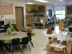 Transforming our Learning Environment into a Space of Possibilities.  A blog about how two teachers, intrigued by Reggio, are transforming their classroom.