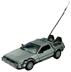 Save 64% On These Back To The Future DeLorean Diecast Metal Replicas – Only $15! [Deals]