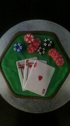 Casino Cake by Distinctive-Desserts.com