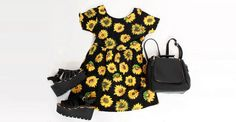 INSTANT CLASSIC: MOTEL Sunflower Dress