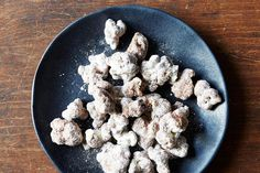 Nutella Popcorn Puppy Chow recipe: Fancy or casual. #food52