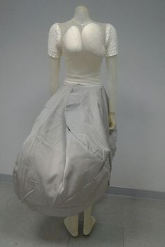 "COMME des GARCONS 1997 S/S ""BODY MEETS DRESS, DRESS MEETS BODY"" ."