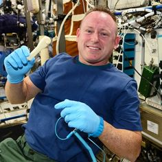 "When International Space Station commander Barry Wilmore needed a wrench, Nasa knew exactly what to do. They ""emailed"" him one......"