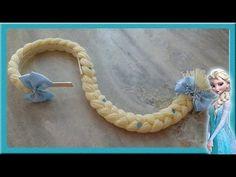 DIY Trolls Poppy and Branch Costume with KittiesMama Frozen Headband, Diy Headband, Branch Costume, Rapunzel Wig, Elsa Braid, Anna Hair, Hair Yarn, Poppy And Branch, Crown Template