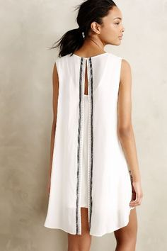 Couloir Swing Dress - anthropologie.com