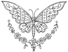 Butterfly, Lansing State Journal, 1912