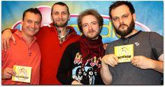 Legendárna prešovská skupina Chiki Liki Tu-A prišla na slovíčko za Juniorom a Marcelom. Prečo? Lebo majú nový album! - Sleduj video - http://www.funradio.sk/novinky/28962-chiki-liki-tu-a-u-juniora-a-marcela/