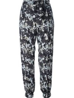 'Moonmap' trousers  #farfetch #classic #ReviewsClothing