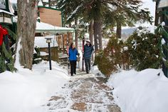 The Lake Pointe Inn: Weekday Specials To Plan Your Winter Ski Trip
