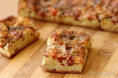PANELATERAPIA - Blog de Culinária, Gastronomia e Receitas: Torta de Carne Seca