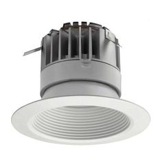 Lithonia Lighting 4BEMW LED 30K LED Recessed Downlighting, 4, White