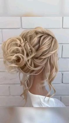 Hair Up Styles, Medium Hair Styles, Easy Hairstyles, Wedding Hairstyles, Hair Tutorials For Medium Hair, Hairdo For Long Hair, Hair Color Balayage, Hair Videos, Hair Hacks