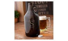 Groupon -  Amber Beer Growler. Groupon deal price: $15.89