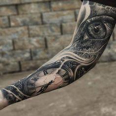 Tattoo work by Jp Alfonso!