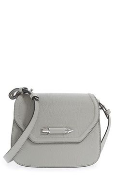 Mackage 'Cody' Pebbled Leather Crossbody Bag available at #Nordstrom