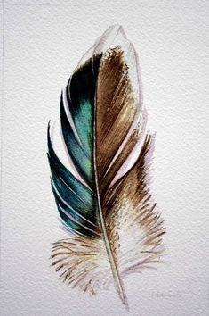 feathers art - Buscar con Google