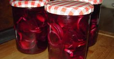 eingelegte Rote Beete Recipe pickled beetroot by tellerschwinger – Recipe in the category Starters / Salads Healthy Eating Tips, Healthy Nutrition, Zucchini Pickles, Kneading Dough, Party Buffet, Homemade Butter, Vegetable Drinks, Fermented Foods, Canning Recipes