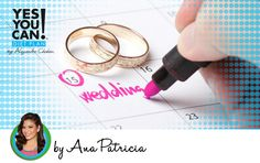 My Wedding Countdown Begins Now With Yes You Can! Diet Plan by Ana Patricia - Yes You Can! Diet Plan Blog