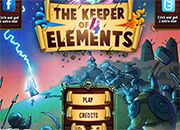 El guardian de los 4 elementos | Juegos Plants vs Zombies - jugar gratis
