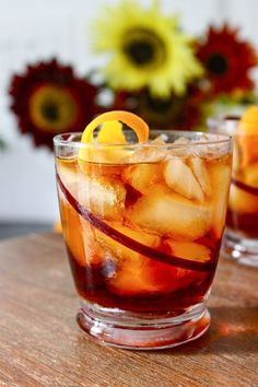Three-Ingredient Cocktail Recipe: The Black Lily Cocktail