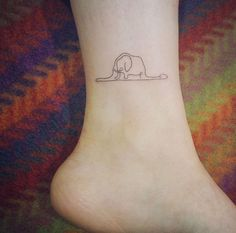 Tattooist_doy The Little Prince tatto