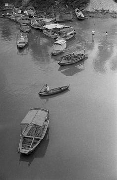 © Han Youngsoo - Hangang River, Seoul, Korea 1956-1963