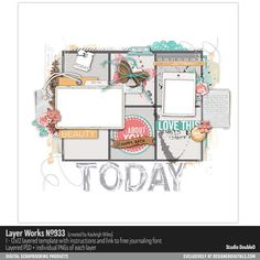 Layer+Works+No.+933