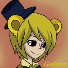 fnaf golden freddy anime - Buscar con Google