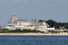 Ocean House, Watch Hill, Rhode Island (photo by Bob Fishman).