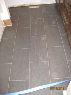 MS International Metro Gris 12 in. x 24 in. Glazed Porcelain Floor and Wall Tile sq. / case) at The Home Depot - Mobile Bath Tiles, Bathroom Floor Tiles, Wall Tile, 12x24 Tile, Mosaic Tiles, Stairs Home Depot, Tile Stairs, Stairs Flooring, Grey Floor Tiles
