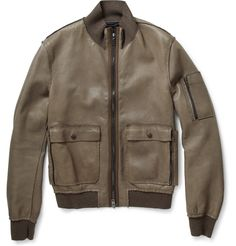 The Lanvin Bomber Jacket