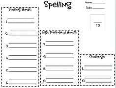 Spelling FREEBIES!!!  Follow this blog!  http://brigidsdailylessonlog.blogspot.com/