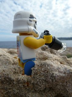 Lego Star Wars Stormtroopers In Ibiza.