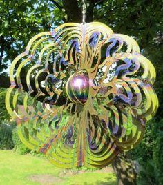 3D Windspiel Sonne https://www.norax.de/Gartendeko/Windspiele/