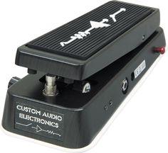 MXR MC404 Custom Audio Electronics Wah