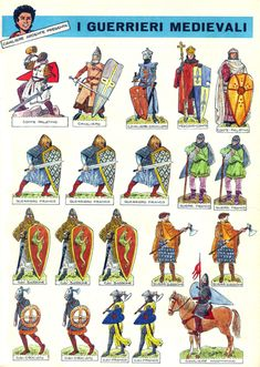 Loading Image Medieval World, Medieval Armor, Medieval Fantasy, Papercraft Anime, Knight Models, Story Drawing, Roman Soldiers, Knights Templar, Historical Pictures