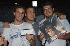 21 Agosto 2012 @ Porto turistico di Maiori - Pino Daniele in Concert #PinoDaniele #fan