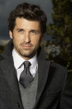 Patrick Dempsey/••••Sweet Home Alabama;  Freedom Writers; McDreamy on Grey's Anatomy