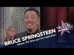 Elvis and The Beatles Turned Bruce Springsteen On To Music | The Boss pays a visit to the site of his earliest musical inspirations, chatting with Stephen on the very stage where Elvis and The Beatles inspired a young kid from New Jersey to pick up the guitar.